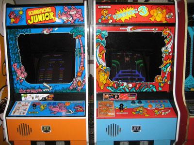 Dk Jr Blue Or Orange Archive Coin Op Videogame Arcade
