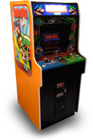Mario Bros. Wide Body Arcade Game