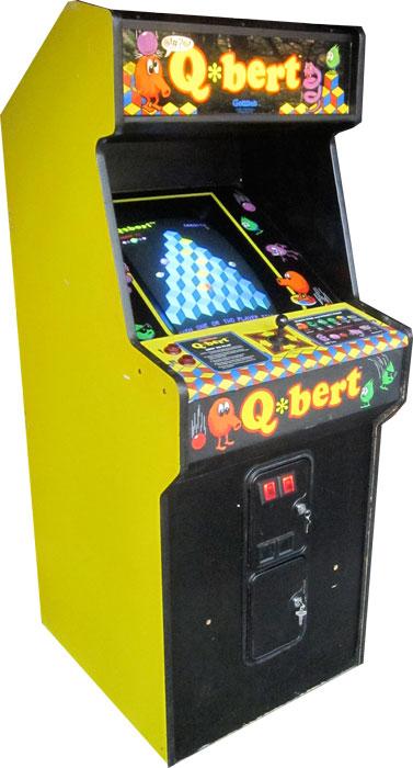 qbert machine