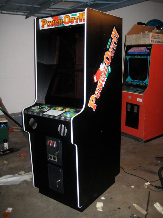 FS Game: FOR SALE: Beautiful Punch-Out! $650.00 - Western Mass ...